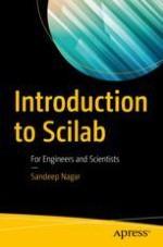 Introduction to Scilab | springerprofessional de