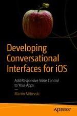 Conversational Interfaces