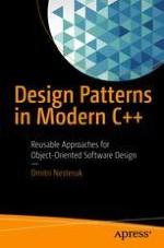 Design Patterns In Modern C Springerprofessional De