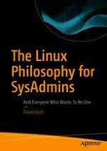 Introduction to the Linux Philosophy