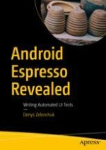 Getting Started with Espresso for Android