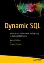 What Is Dynamic SQL?