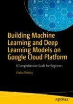Building Machine Learning and Deep Learning Models on Google