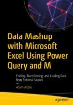 Using Power Query to Discover and Load Data into Excel
