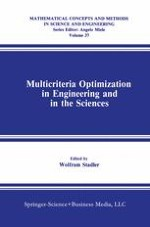 Fundamentals of Multicriteria Optimization