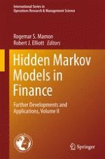 Robustification of an On-line EM Algorithm for Modelling Asset Prices Within an HMM