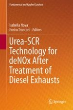 Review of Selective Catalytic Reduction (SCR) and Related Technologies for Mobile Applications