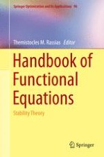 On Some Functional Equations
