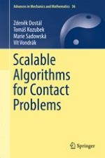 Contact Problems and Their Solution