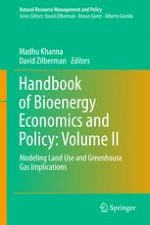 Bioenergy Economics and Policy in US and Brazil: Effects on Land Use and Greenhouse Gas Emissions