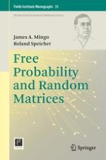 Asymptotic Freeness of Gaussian Random Matrices