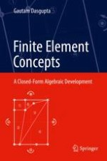 Finite Element Basics with the Bar Element: Uniaxial Deformations—Interpolants, Stiffness Matrices and Nodal Loads