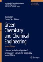 Green Chemistry and Chemical Engineering: An Introduction