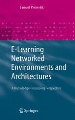 E-Learning Networked Environments: Concepts and Issues
