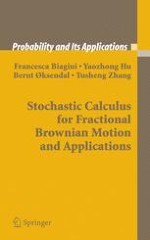 Intrinsic properties of the fractional Brownian motion