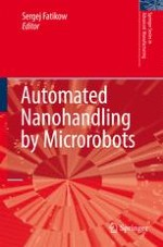 Trends in Nanohandling