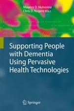 Supporting People with Dementia Using Pervasive Healthcare Technologies