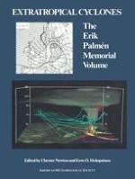 Erik Palmen's Contributions To The Development Of Cyclone Concepts