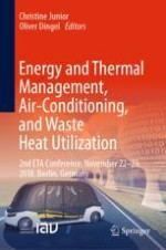Choice of Energetically Optimal Operating Points in Thermal Management of Electric Drivetrain Components