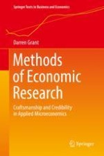 Craftsmanship and Credibility in Economic Research