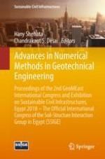 Constitutive Modeling of Geologic Materials and Interfaces: Significant for Geomechanics