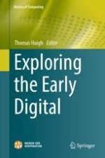 Introducing the Early Digital