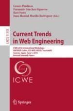 Intelligent Code Generation for Model Driven Web Development