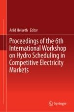 Blackbox Optimization for Chance Constrained Hydro Scheduling Problems
