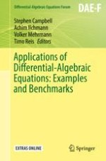 General Nonlinear Differential Algebraic Equations and Tracking Problems: A Robotics Example