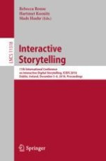 Research into Interactive Digital Narrative: A Kaleidoscopic View