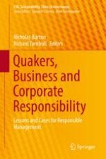 The Quakers: Pioneers of Responsible Management
