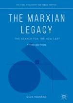 The New Left and the Marxian Legacy: Early Encounters in the United States, France, and Germany