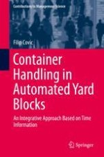 Introduction to Container Handling Research