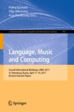 Does the Y-Model for Language Work for Music?