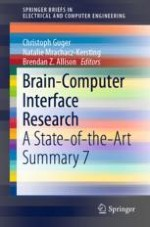 Brain-Computer Interface Research: A State-of-the-Art Summary 7