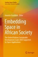 Maximising the Use of Space Applications in Implementing the Sustainable Development Goals in Africa