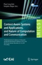 Formal Context Representation and Calculus for Context-Aware Computing