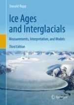 History and Description of Ice Ages