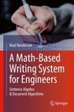 Introduction to the Math-Based Writing System