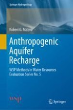 Introduction to Anthropogenic Aquifer Recharge