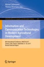 ICT Innovations and Smart Farming