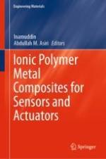 Metal-Organic Framework Composites IPMC Sensors and Actuators