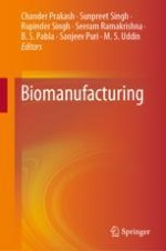 Current Trends in Biomaterials and Bio-manufacturing