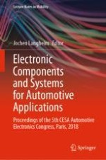SIA CESA 2018—Electric Components and Systems for Automotive Applications