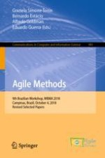 Agile Requirements Validation in Brazilian Software Development Companies: A Survey