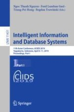 Intelligent Information and Database Systems | springerprofessional de