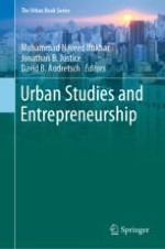 Introduction: Cities and Entrepreneurship
