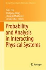 Yang–Mills for Probabilists