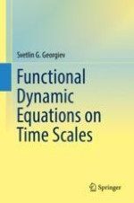 Calculus on Time Scales