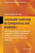 Entrepreneurial and Sustainable Academic Leadership: An Introduction